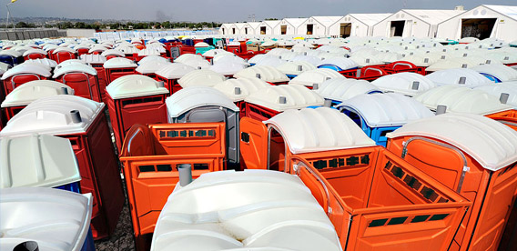 Champion Portable Toilets in Garden Grove, CA
